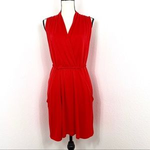 Kut From The Kloth Emily Dress NWT Cherry M